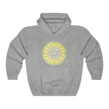 Load image into Gallery viewer, Compass Unisex Hooded Sweatshirt
