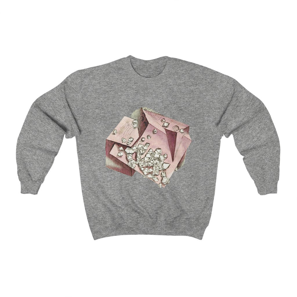 Pink Diamonds Sweatshirt