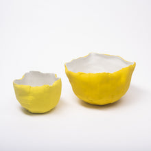Laden Sie das Bild in den Galerie-Viewer, Bowl  paperclay gelb