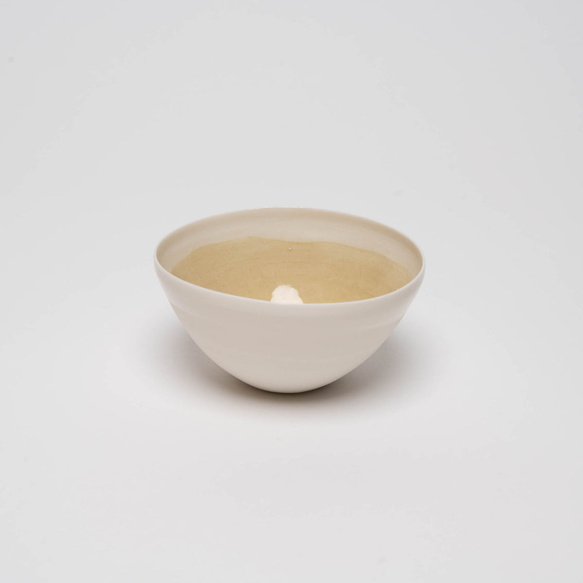Coffee Bowl 10 cm mostard 8