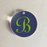Charms Initials B