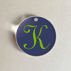 Charms Initials K