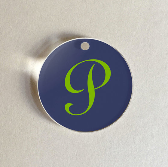 Charms Initials P