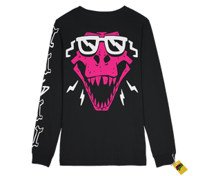 T-REX - LONG SLEEVE - ADULT