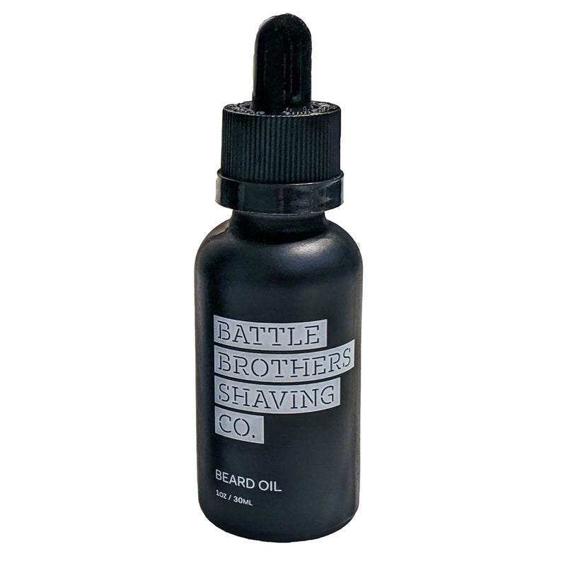 Beard Oil - Rum Smuggler
