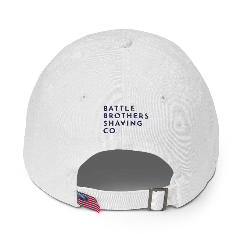 Battle Brothers Cap White Special Edition