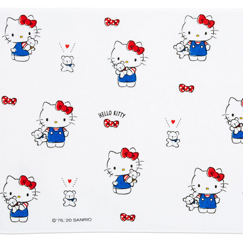 日本Hello Kitty小童浴巾