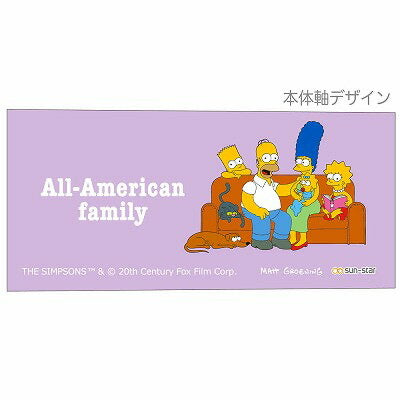 日本製,The Simpsons 鉛芯筆+2色原子筆