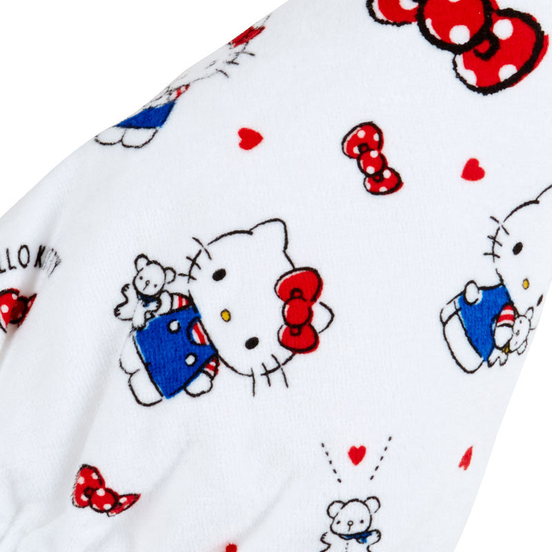 日本Hello Kitty吸水帽