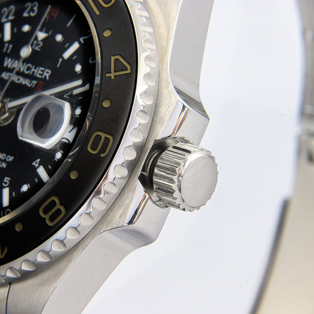Astronaut II GMT Black