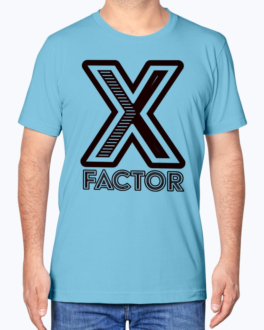 """X Factor"" Premium Soft Touch Tee"