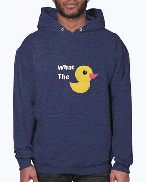"""What the Duck"" Hoodie"