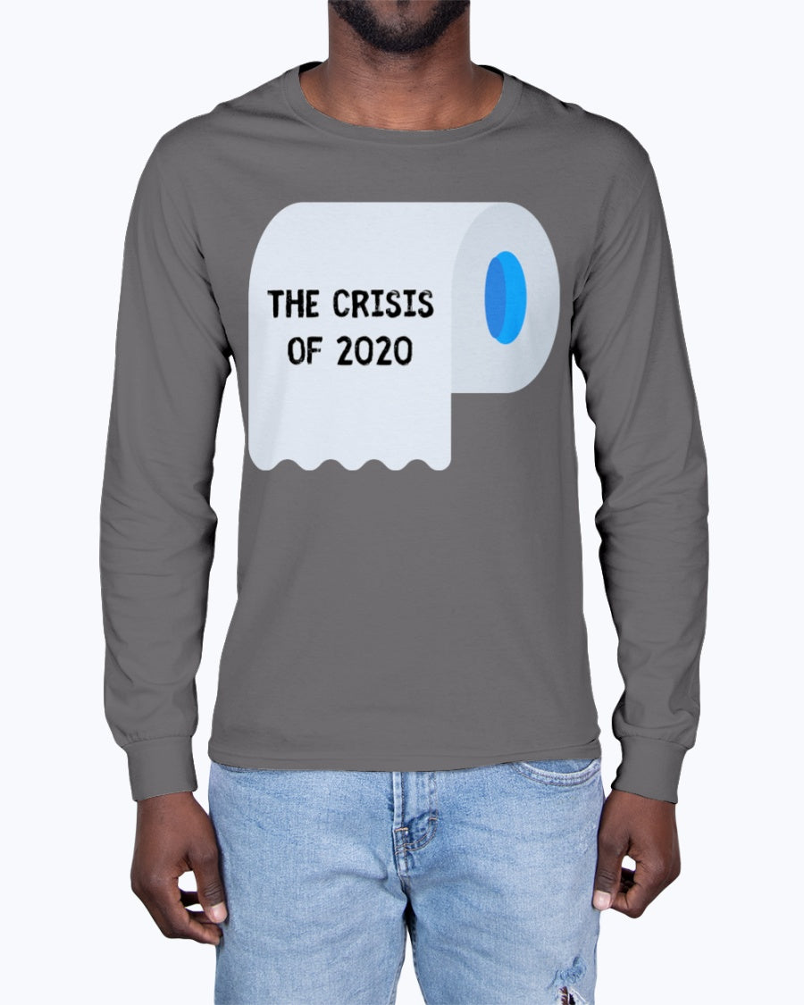 """TP Crisis"" Premium Long Sleeve (Inverted)"