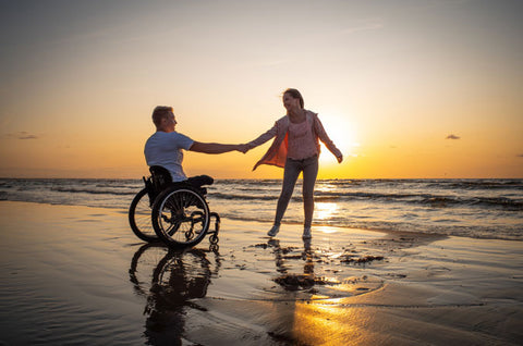Wheelchair Friendly Beach Benefits