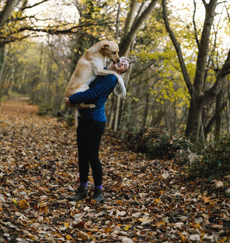 how dogs affect your mental health