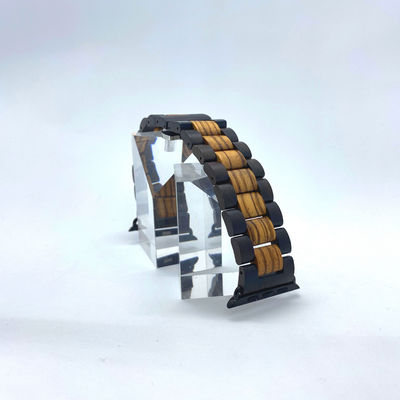 APPLE SMART WATCH BANDS - BAMBOO