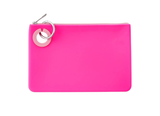 Silicone Pouch Tickled Pink