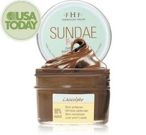 Sundae Best Chocolate Softening Mask with CoQ10