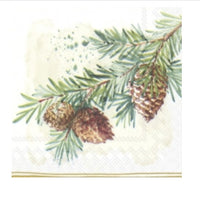 Decorative Branches Napkins