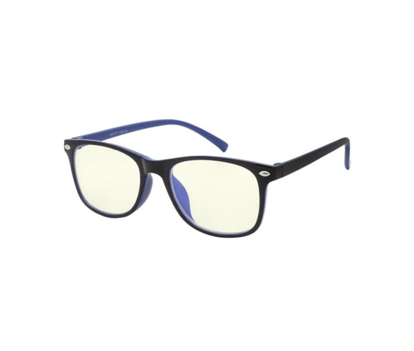 Blue Kids Blue Block Glasses