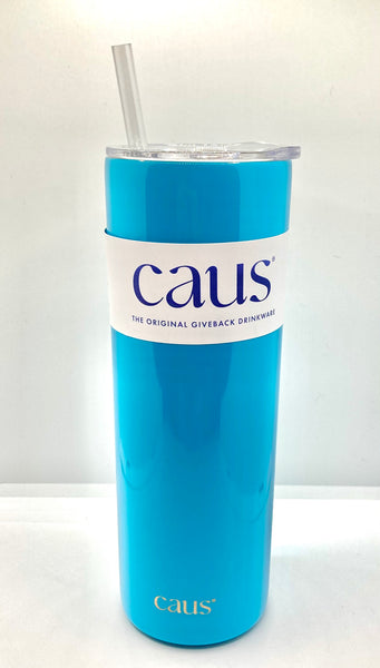 CAUS Skinny Tumbler- It's Electric