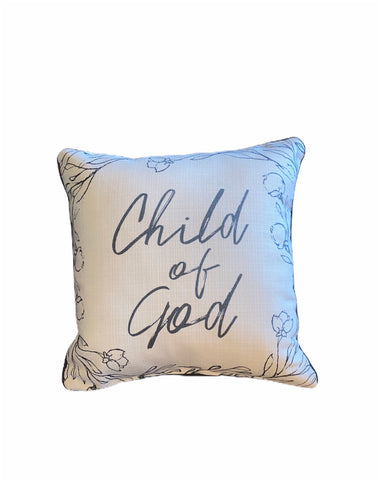 Child of God Pillow