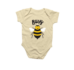 Busy Bee Onesie