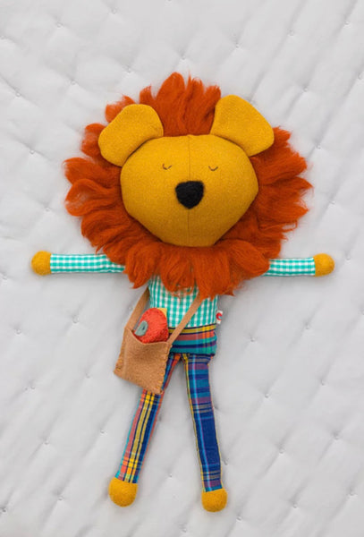 Lion Stuffie
