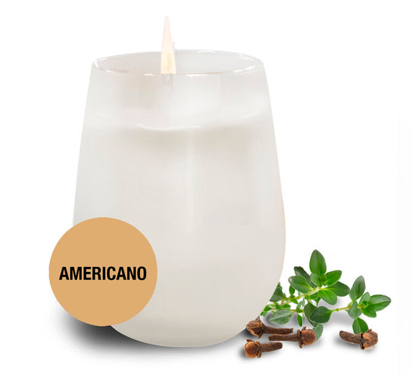Americano Candle by Sempre Beve