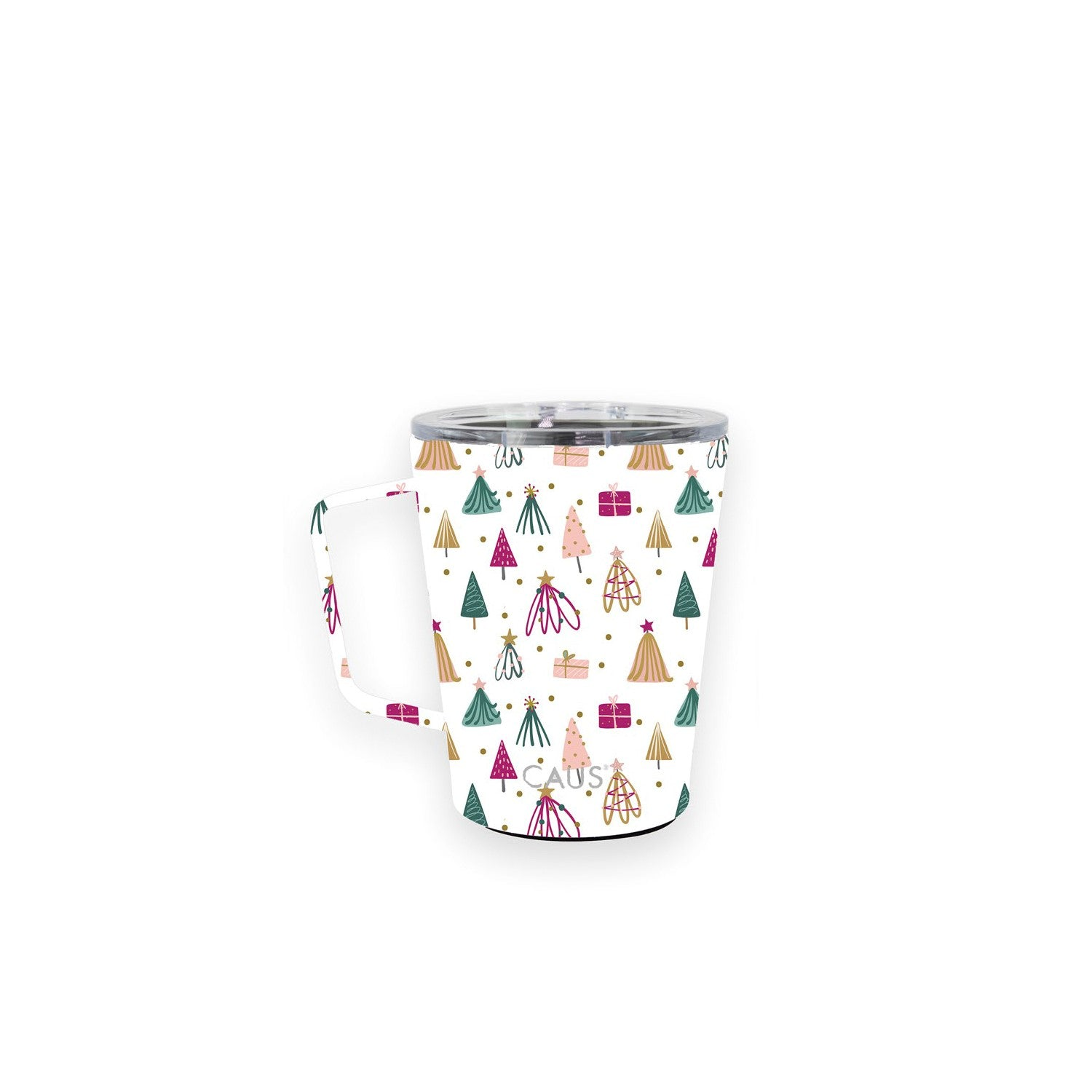 CAUS Coffee Tumbler Whimsical Winter