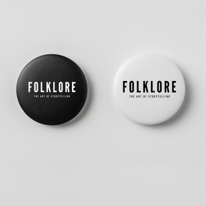 Small Button Badges