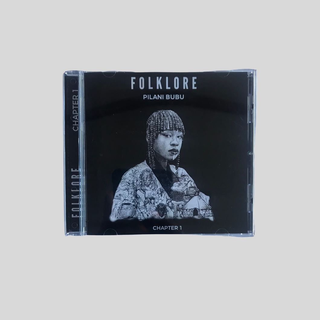 Folklore - Chapter 1  - CD