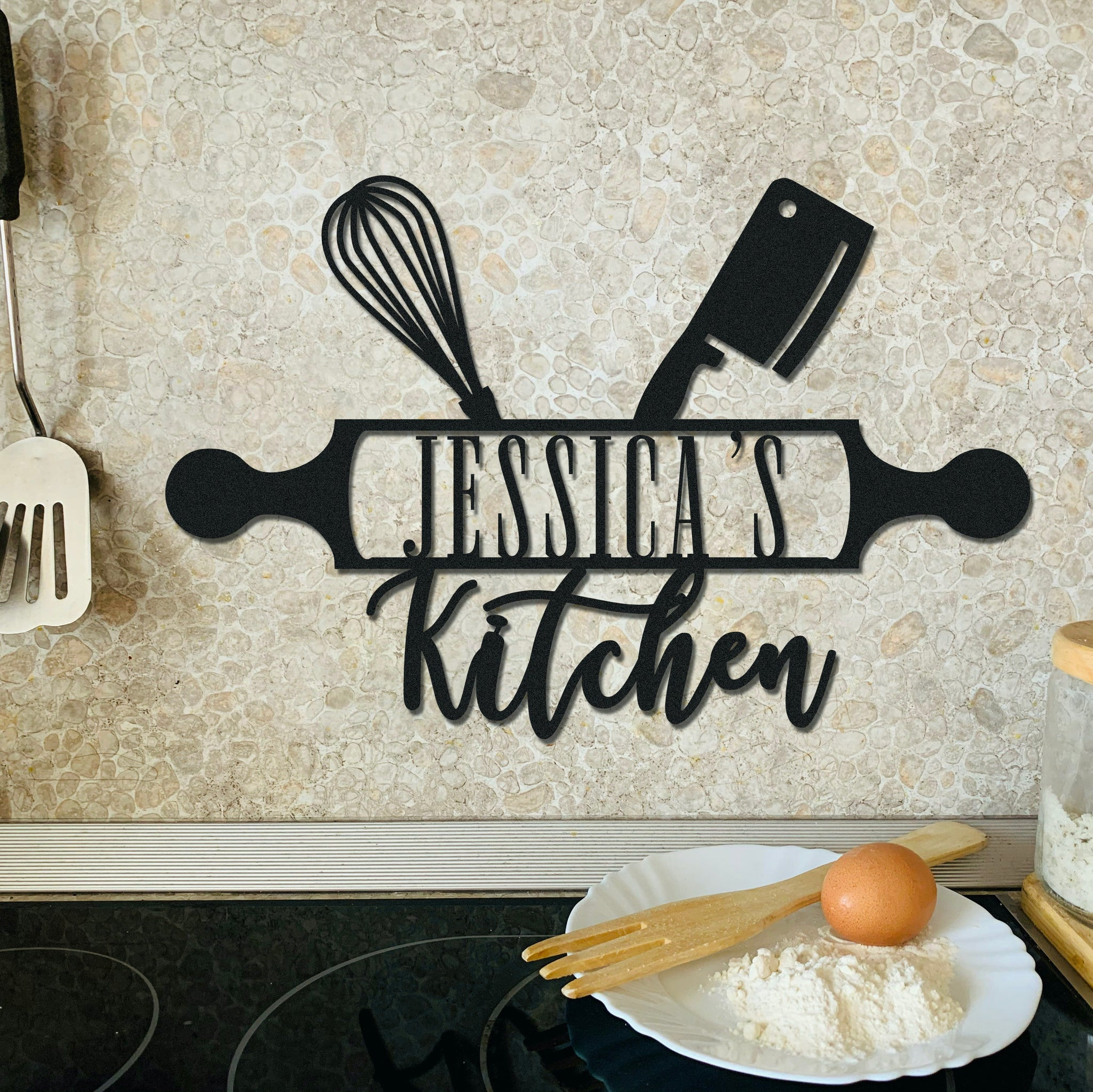 My Kitchen Sign