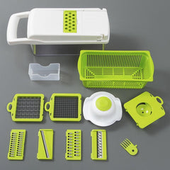 Multi-Functional 10 in 1 Super Slicer