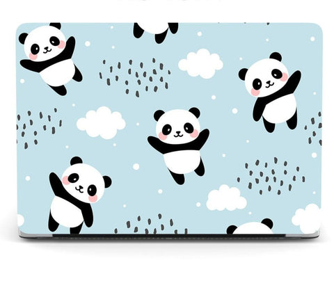 Panda Bear Animal Cover For Apple MacBook - Case Monkey