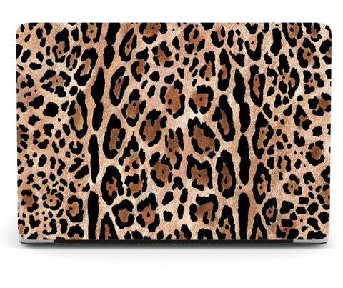 Leopard Print Cover For Apple MacBook - Case Monkey