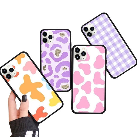 Animal Cow Pattern Case For iPhone - Case Monkey