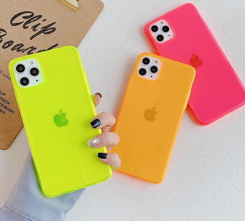 Neon Fluorescent Phone Case - Case Monkey