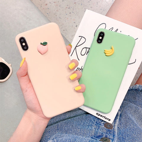 3D Fruit Phone Case for Samsung - Case Monkey
