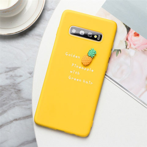 3D Fruit Pinapple Phone Case - Case Monkey