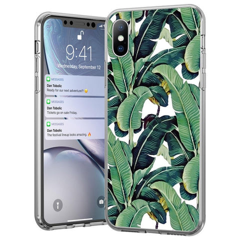 Banana Leaf Phone Case - Case Monkey