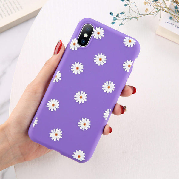 Daisy Flower Phone Case For iPhone - Case Monkey