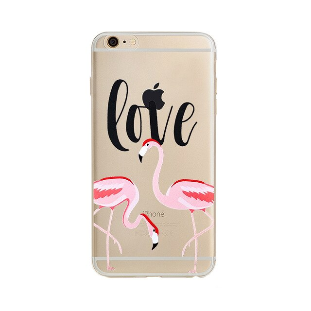 Flamingo Love Phone Case - Case Monkey