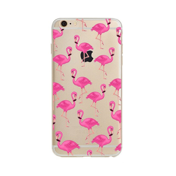 Hot Pink Flamingo Phone Case - Case Monkey