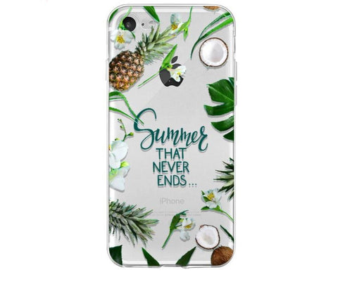 A Summer That Never Ends Phone Case - Case Monkey