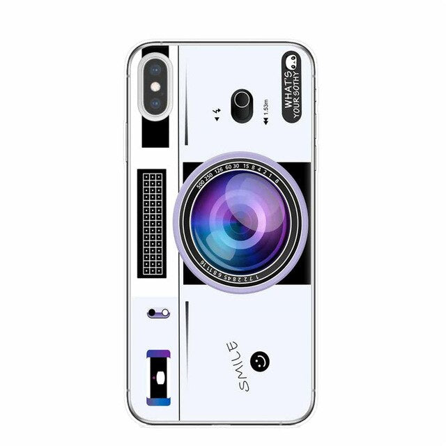 Bright Vintage Camera Phone Case for iPhone - Case Monkey