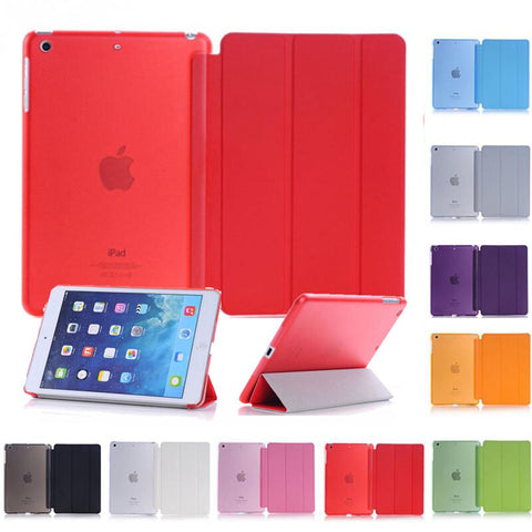 Leather Case for iPad 2, 3 & 4 9.7'' with Stand - Case Monkey