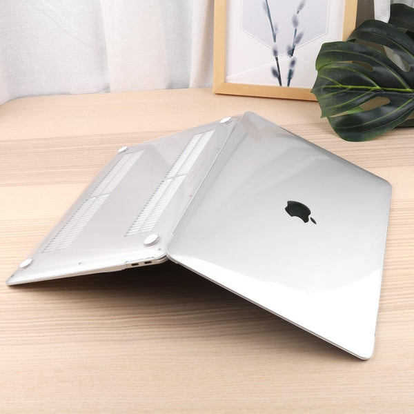 Crystal Clear Hard Case For Apple Macbook - Case Monkey