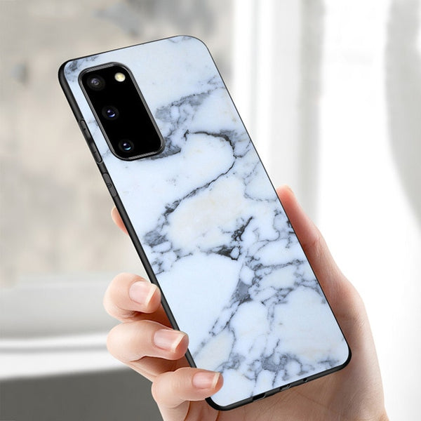 Marble Phone Case for Samsung - Case Monkey