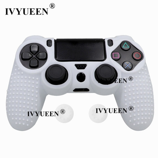 Anti-slip Cover Skin for Sony PlayStation Dualshock PS4 Controller - Case Monkey